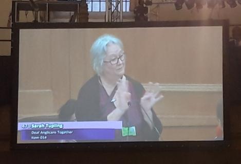 Sarah Tupling Deaf Anglicans